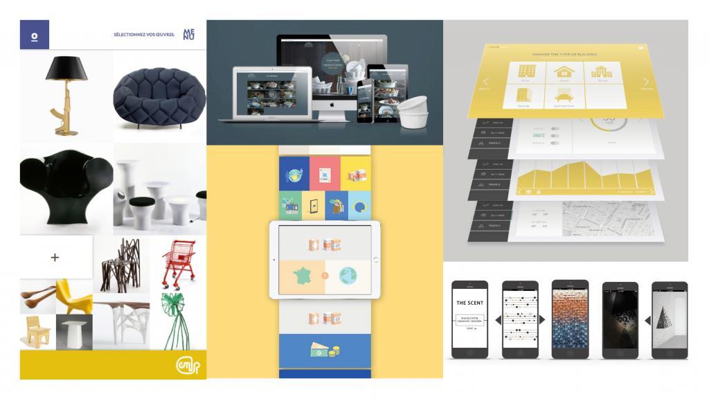 le hub du design mon profil. Black Bedroom Furniture Sets. Home Design Ideas